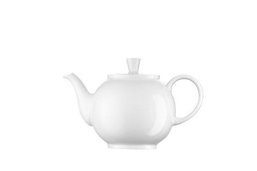 Arzberg 1382-00001-4230-1 Form 1382 Teekanne 6 Personen, 1,20 L, weiß