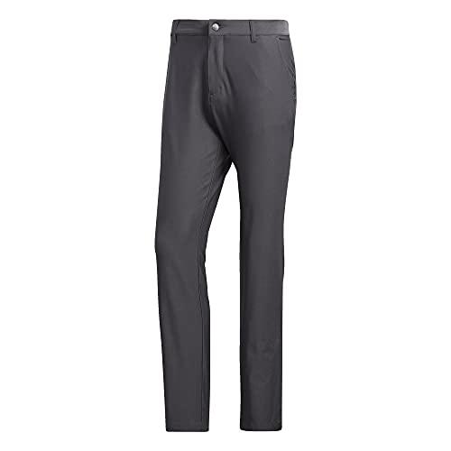adidas Golf Ultimate Classic Pant, Grey Five, 3430