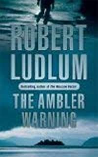 The Ambler Warning by Robert Ludlum - Paperback