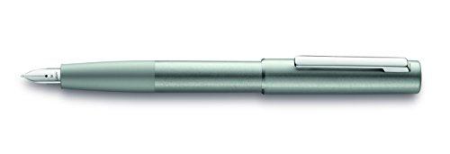 Lamy L77OEM - Pluma estilográfica (punta mediana, tinta azul)