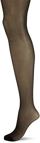 Ulla Popken Strumpfhose, 1er Helanca Medias, 20 DEN, Negro (Schwarz 10), X-Large (Talla del fabricante: 48+) para Mujer