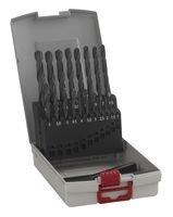 Preisvergleich Produktbild Bosch Pro 19tlg. Metallbohrer-Set HSS-R rollgewalzt ProBox