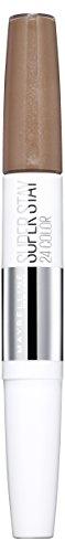 Maybelline New York Lippenstift, Super Stay 24H, Flüssig und langanhaltend, Nr. 615 Soft Taupe, 5g