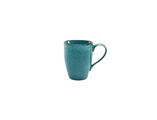 Creatable 22043, WATER, 6-er Kaffeebecher 30 cl, Nature Collection, Steinzeug