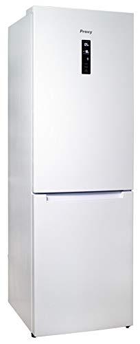 Frigorífico Combi PROXY -SERIE RX- No Frost, 185 x 59,5 cm, Clasificación Energética A++, Panel Digital Exterior, Color Blanco