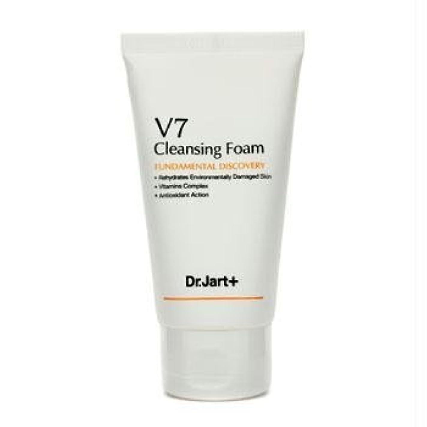 入場療法駅Dr. Jart+ - V7 Cleansing Foam - 100ml/3.5oz by Dr. Jart+ [並行輸入品]