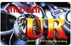 Cassette Audio Maxell UR90, pack de 10