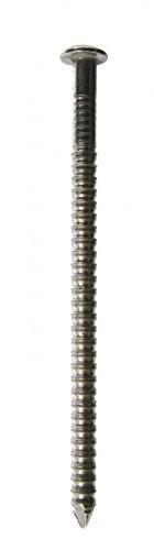 Pointes annelées INOX PCRIX Simpson pour bardage bois - 2,5x35mm, Boite de 400