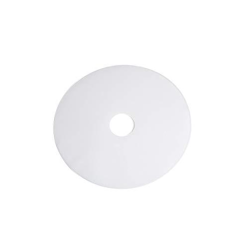 Home sweet home diffuser rond open - voor lampenkap Ø 40 cm - wit