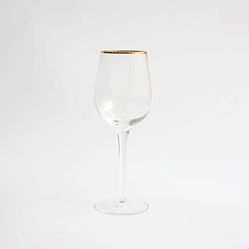 Rayas Phnom Penh Glass Transparente Champán Copa De Vino Tinto Copa De Cristal 2pcs 450ml 250-450ml SHY122
