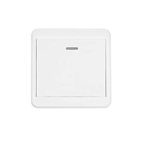eWeLink Interruptor WiFi Inalámbrica para Cerradura Electrónica Sistema de Control de Acceso Soporte Control Remoto de Phone App Compatible con Amazon Alexa y Google Home para Control de Voz