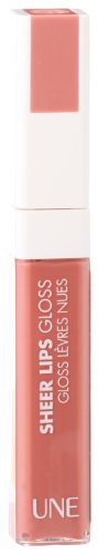 UNE by Bourjois - Sheer Lips Gloss - S02 Lipgloss