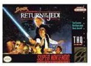 Super Star Wars: Return of the Jedi - Nintendo Super NES (Renewed)