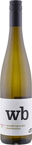 Hensel Aufwind Weißburgunder & Chardonnay trocken QbA Pfalz Weißwein