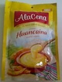 A La Cena Crema Huancaina Receta Casera (90 grams - Single Bag) Product of Peru