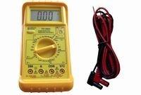 Multimeter Spannungsmesser Strommesser digital