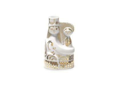 Rosendahl Kerzenleuchter Weihnachten Jesus und Maria, Gold, Einheitsgröße