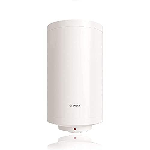 Bosch Scaldabagno Elettrico Tronic 2000T 50L, bianco, per installazione verticale a parete [Classe Energetica C]