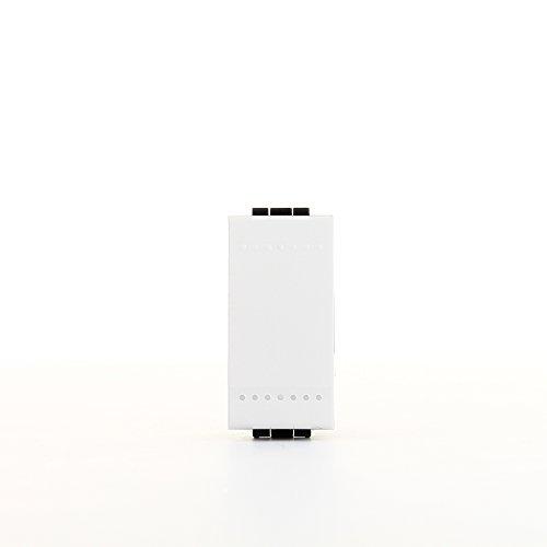 BTicino - Interruptor de luz de 1 Polo, 16 amperios