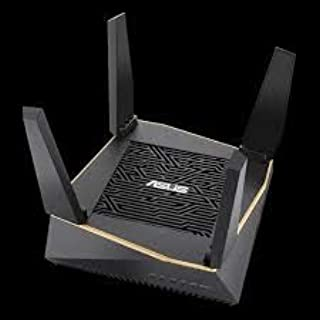 Asus Asus Rt-Ax92U Ax6100 Tri Band Wi-Fi 6 Router With 802.11Ax Technology,2 Years Warranty