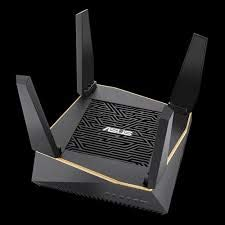 ASUS RT-AX92U AX6100 Tri Band Wi-Fi 6 Router with 802.11ax Technology