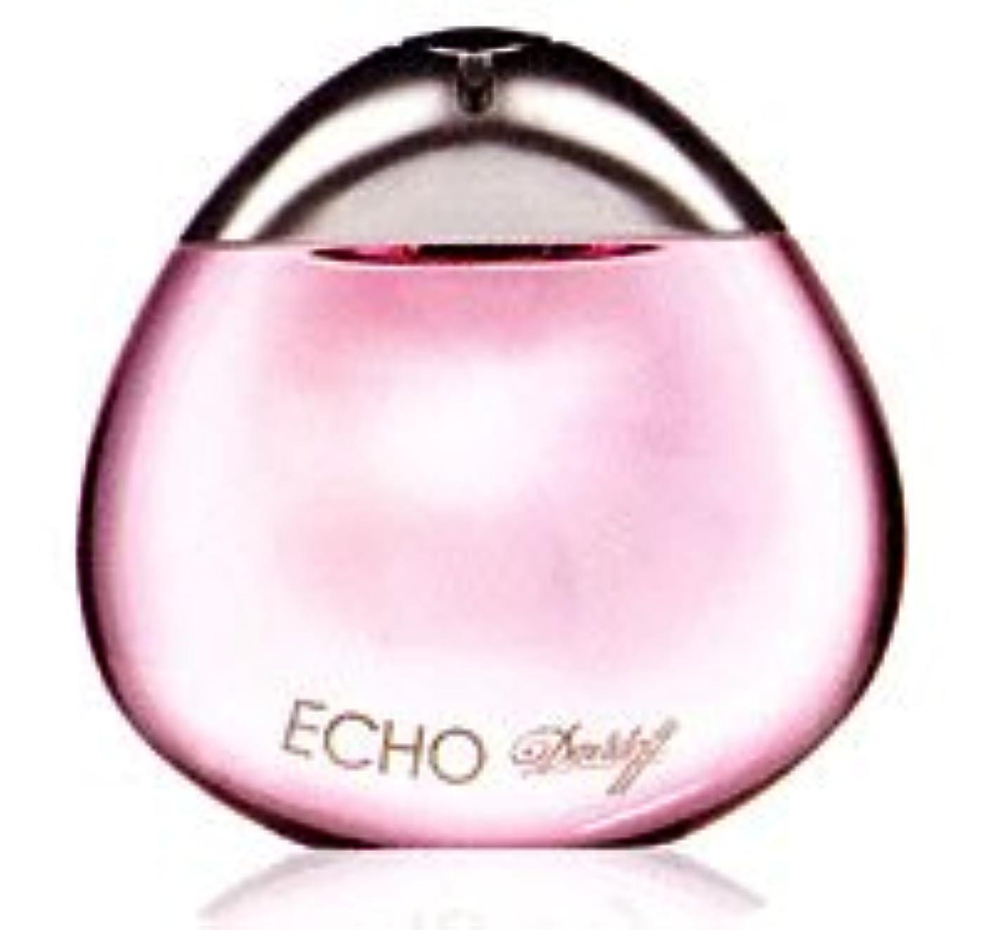 アーネストシャクルトン変形評議会Echo (エコー)3.4 oz (100ml) EDP Spray by Davidoff for Women