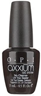 OPI Axxium No-Cleanse UV Top Sealer 0.5 Oz by CoCo-Shop
