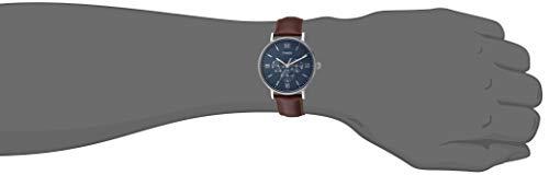 タイメックス時計TimexSouthview41mm多機能レザーストラップウォッチ41mm【USA海外出荷】