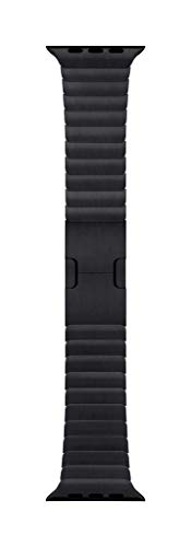 Apple Watch Bracciale a Maglie Nero Especial (42 mm)