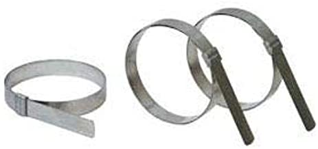 Pack Of 30 Apache 40029042 JS3109 2-3//4 Band-It Jr Carbon Steel Preformed Clamp w// 3//4 Wide Band
