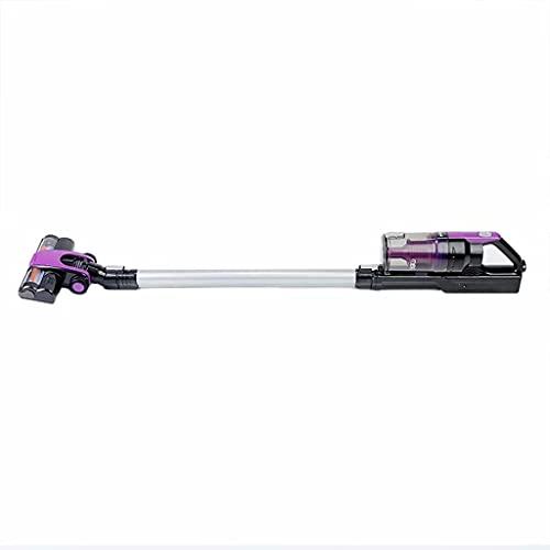 VTAMIN Aspirapolvere Cordless Un aspirapolvere Portatile Leggero con Una Batteria Rimovibile Che può Essere utilizzata per la Pulizia Profonda nelle Case e nelle Auto.