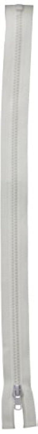 Coats: Thread & Zippers F2320-WHT Medium-Weight Separating Zipper, 20