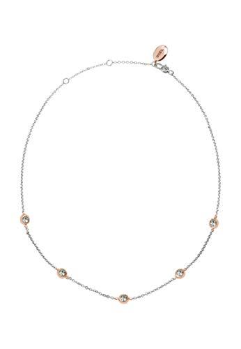 Breil Collana Donna collezione SUNLIGHT con pietre multiple in crystal jewellery
