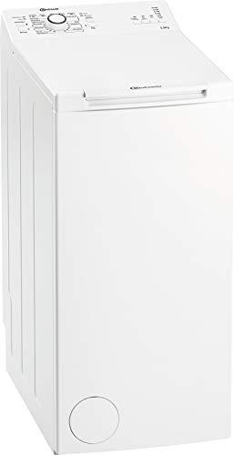 Bauknecht WMT Pro 55U, Waschmaschinen Weiß