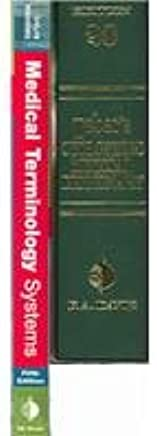 Taber's Cyclopedic Medical Dictionary/medical Terminology: A Systems