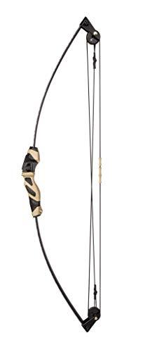 Barnett Wildhawk Compound Bow, Age 5-8, 18lbs, Mossy Oak Bottomland, One Size