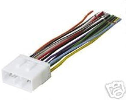 Amazon.com: Stereo Wire Harness Subaru Legacy 95 96 97 98 99 ... on
