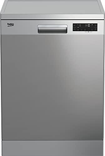 Beko MDFN26431X lave-vaisselle Autoportante 14 couverts D