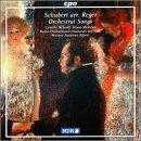 Lieder Orchestriert Von Max Reger