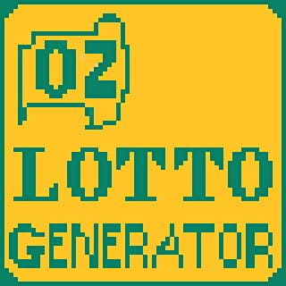 OZ Lotto Generator