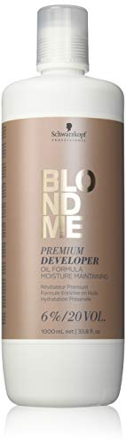 Blond Me by Schwarzkopf Professionelle Blond Me Premium-Entwickler Oil Formula 33,8 Unzen / 1000 ml (6%; 20 Band)