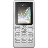 Sony Ericsson T250i Aluminium Silver Handy