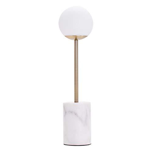 SHUTING2020 lámpara de Mesa Simple lámpara de Mesa Americana Hotel Sala de Estar Personalidad Creativa Lámpara de Mesa Dormitorio Lámpara de cabecera Interruptor de botón Lámpara Noche (Color : C)