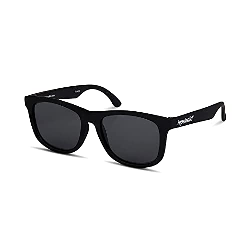 Product Image of the Hipsterkid Polarized Classic Wayfarers Kids & Baby Sunglasses w/ Strap - UVA/UVB...