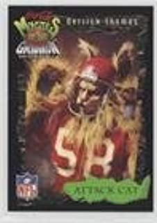 Derrick Thomas (Football Card) 1994 Classic Pro Line Live Coca-Cola Monsters of the Gridiron - [Base] #15