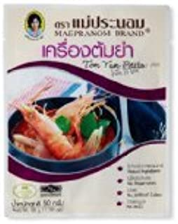 New Mae Pranom : Tom Yam Paste 1.76 Oz. Product of Thailand