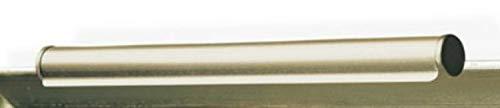 Markslöjd 214247 Bilderleuchte, Metall, E14, 35 x 4 x 3 cm, silber