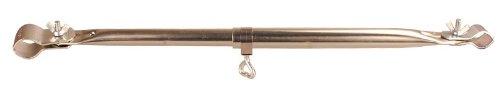 Piper Dachauflagestange Stahl 22 mm 120-205 cm