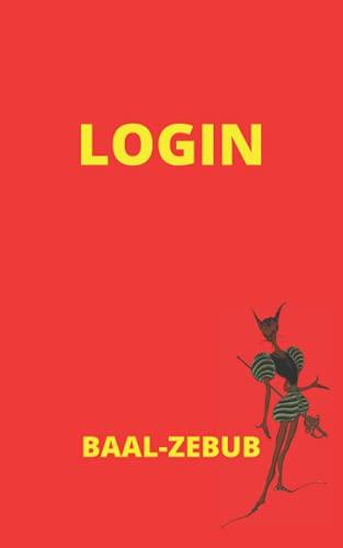 Login: Libro delle password