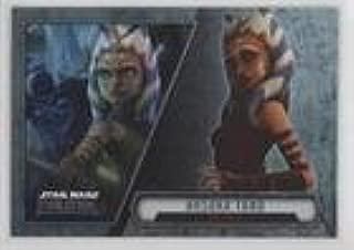 Star Wars Evolution 2016 Base Card #11 Ahsoka Tano Jedi Knight